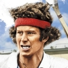 Grand Slam Tennis 2 (XSX) game cover art