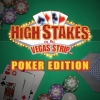 High Stakes on the Vegas Strip: Poker Edition artwork