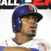 Major League Baseball 2K8 (PS3) game cover art