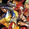 Marvel vs. Capcom 3: Fate of Two Worlds (PS3) game cover art