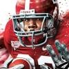 NCAA Football 12 (XSX) game cover art
