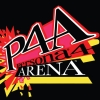Persona 4 Arena (PS3) game cover art