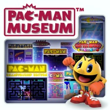 Pac-Man Museum (PS3) game cover art