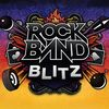 Rock Band Blitz (PS3) game cover art