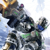 Vanquish (PS3) game cover art