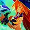 The Witch and the Hundred Knight artwork
