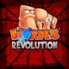 Worms Revolution (PS3) game cover art