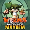 Worms: Ultimate Mayhem (PS3) game cover art
