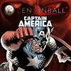 Zen Pinball 2: Captain America artwork