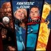Zen Pinball 2: Fantastic Four artwork