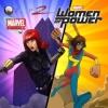 Zen Pinball 2: Marvel's Women of Power artwork