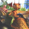 Antz Racing (GBC) game cover art
