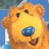 Bear in the Big Blue House artwork