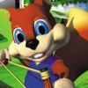 Conker's Pocket Tales (Game Boy Color) artwork