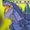 Godzilla: The Series (GBC) game cover art