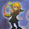 The Legend of Zelda: Oracle of Ages (GBC) game cover art