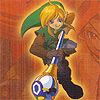 The Legend of Zelda: Oracle of Seasons (Game Boy Color) artwork