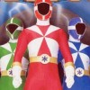 Power Rangers: Lightspeed Rescue artwork