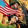 Sgt. Rock: On the Frontline artwork