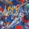 Super Robot Taisen: Link Battler (GBC) game cover art