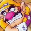 Wario Land II (GBC) game cover art