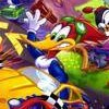 Woody Woodpecker Racing artwork
