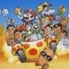 All Night Nippon Super Mario Bros. artwork