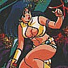 Dirty Pair: Project Eden (FDS) game cover art