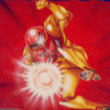 Metroid (FDS) game cover art