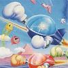 Moero TwinBee Cinnamon Hakushi o Sukue (FDS) game cover art