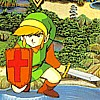 Zelda no Densetsu: The Hyrule Fantasy (FDS) game cover art
