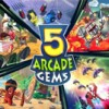 5 Arcade Gems (XSX) game cover art