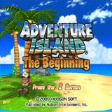 Adventure Island: The Beginning artwork