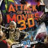 Attack of the Movies 3D (WII) game cover art