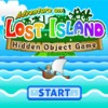 Adventure on Lost Island: Hidden Object Game (WII) game cover art