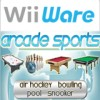 Arcade Sports (WII) game cover art