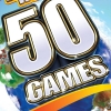 Around The World in 50 Games (WII) game cover art