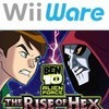Ben 10: Alien Force - The Rise of Hex (WII) game cover art
