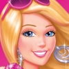 Barbie: Jet, Set & Style (WII) game cover art