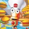Burger Bot (WII) game cover art