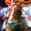Champion Jockey: G1 Jockey & Gallop Racer (WII) game cover art