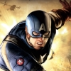 Captain America: Super Soldier (WII) game cover art