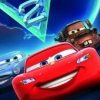 Cars 2: The Video Game (WII) game cover art