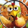 Chicken Riot (WII) game cover art