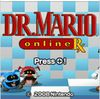 Dr. Mario Online Rx (WII) game cover art