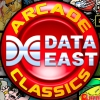 Data East Arcade Classics (WII) game cover art