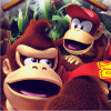Donkey Kong Country Returns (WII) game cover art