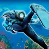 Endless Ocean: Blue World (WII) game cover art