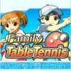 Family Table Tennis artwork