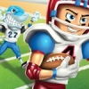 Family Fun Football (WII) game cover art